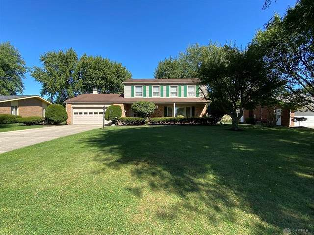 746 Gardenwood Drive, Greenville, OH 45331 (MLS #826321) :: The Westheimer Group