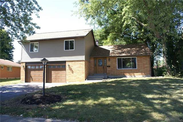 6219 Constitution Drive, Harrison Twp, OH 45415 (MLS #826333) :: The Gene Group