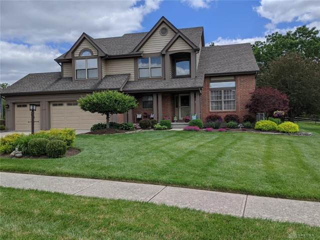 2260 Briggs Road, Centerville, OH 45459 (MLS #826338) :: Denise Swick and Company