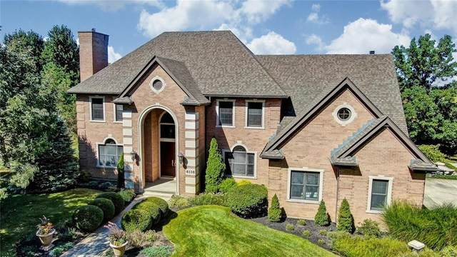4116 Kyle Road, Miami Township, OH 45314 (MLS #826370) :: The Gene Group