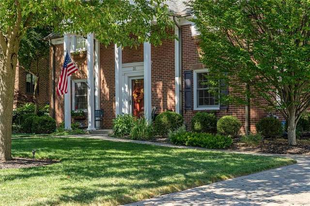 35 Monteray Road, Oakwood, OH 45419 (MLS #826372) :: The Westheimer Group
