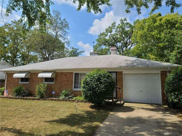 405 Stubbs Drive, Trotwood, OH 45426 (MLS #826379) :: The Gene Group