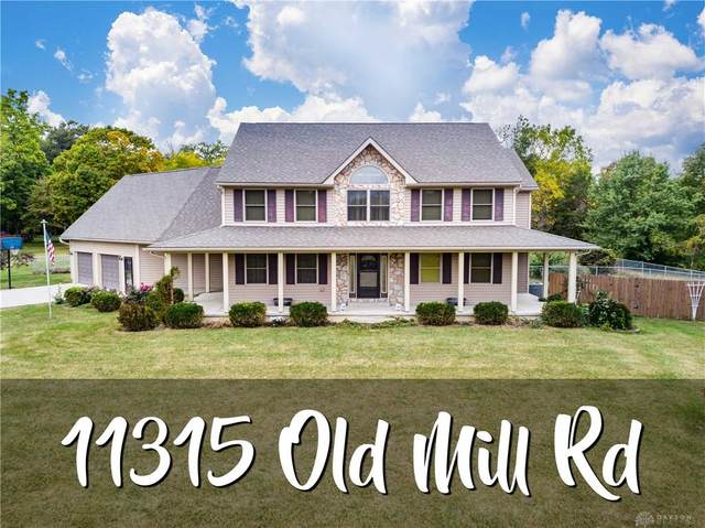 11315 Old Mill Road, Englewood, OH 45322 (MLS #826428) :: The Westheimer Group