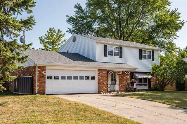 1922 Campus Drive, Fairborn, OH 45324 (MLS #826487) :: The Gene Group