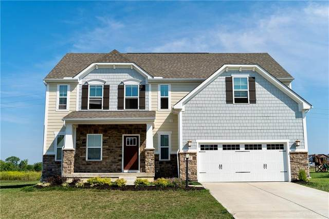 307 Fox Creek Court, Centerville, OH 45458 (MLS #826503) :: The Gene Group