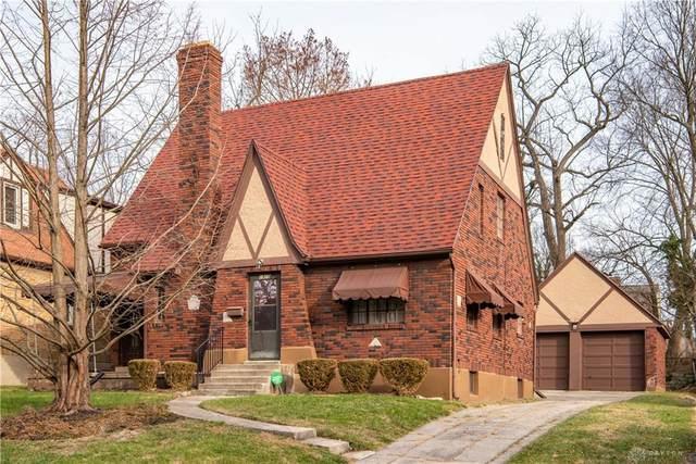 1910 Burroughs Drive, Dayton, OH 45406 (#826531) :: Century 21 Thacker & Associates, Inc.