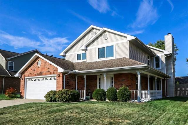 8751 Christygate Lane, Huber Heights, OH 45424 (MLS #826548) :: The Westheimer Group
