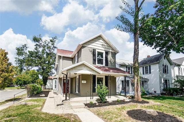 203 E Main Street, West Carrollton, OH 45449 (MLS #826556) :: The Westheimer Group