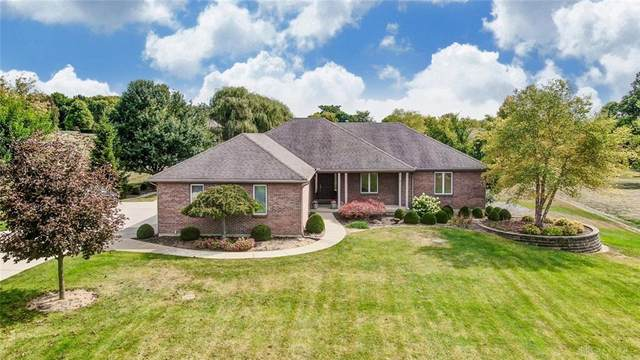 350 Meadowview Court, Clearcreek Twp, OH 45066 (MLS #826585) :: The Gene Group