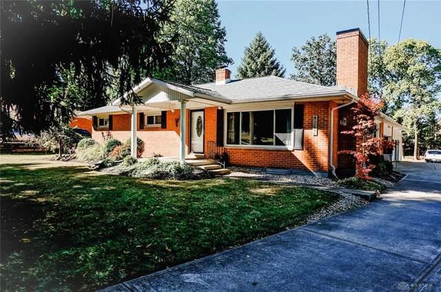 3666 Cedarwood Lane, Beavercreek, OH 45430 (MLS #826646) :: The Gene Group
