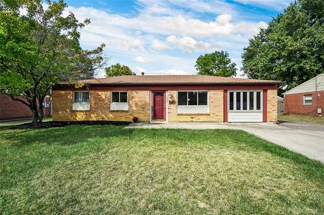 1993 Redstone Drive, Fairborn, OH 45324 (MLS #826666) :: The Westheimer Group