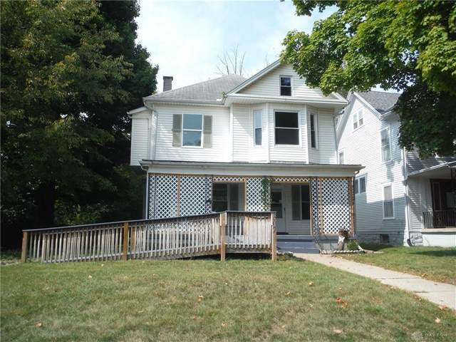 307 S Belmont Avenue, Springfield, OH 45505 (MLS #826687) :: The Gene Group