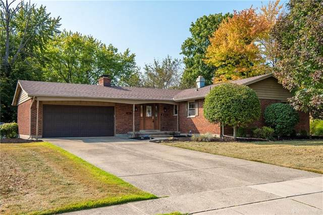 611 Woodhill Drive, Fairborn, OH 45324 (MLS #826737) :: The Westheimer Group
