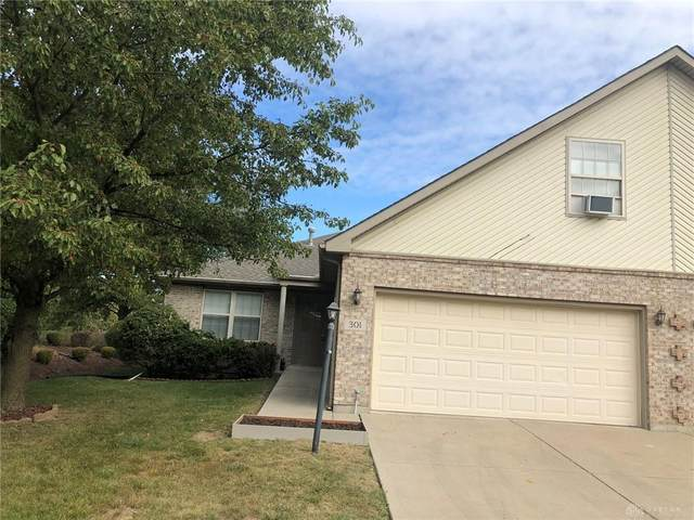 301 Kristina Lynn Place, Englewood, OH 45322 (MLS #826774) :: The Gene Group