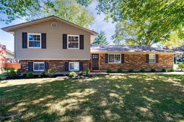 7644 Cloverbrook Park Drive, Centerville, OH 45459 (MLS #826797) :: The Gene Group