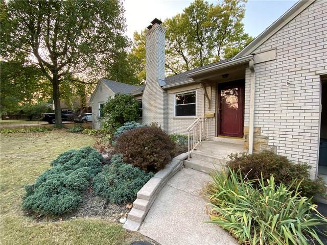 133 Napoleon Drive, Kettering, OH 45429 (MLS #826811) :: The Westheimer Group