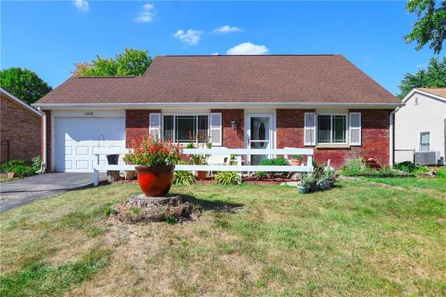2408 Tennessee Drive, Xenia, OH 45385 (MLS #826813) :: The Gene Group
