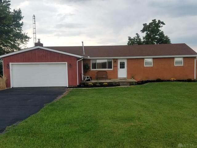 7510 Alternate State Route 49, Arcanum, OH 45304 (MLS #826834) :: The Gene Group