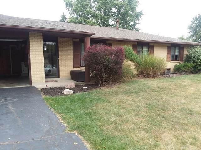151 Saundra Court, Beavercreek, OH 45430 (MLS #826861) :: The Westheimer Group