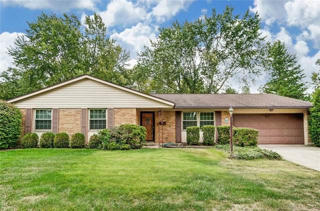 110 Lodewood Drive, Centerville, OH 45458 (MLS #826895) :: The Westheimer Group