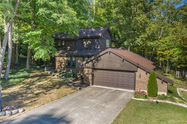 1800 Sugar Run Trail, Bellbrook, OH 45305 (MLS #826905) :: The Westheimer Group