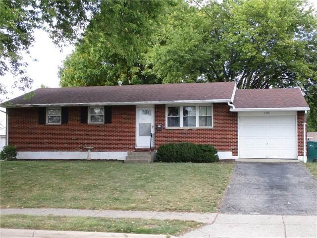 131 W Funderburg Road, Fairborn, OH 45324 (MLS #826925) :: The Westheimer Group
