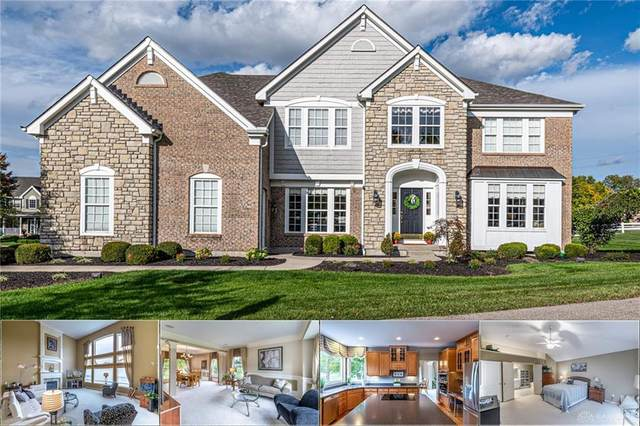 1539 Heritage Lake Drive, Centerville, OH 45458 (MLS #826932) :: The Gene Group