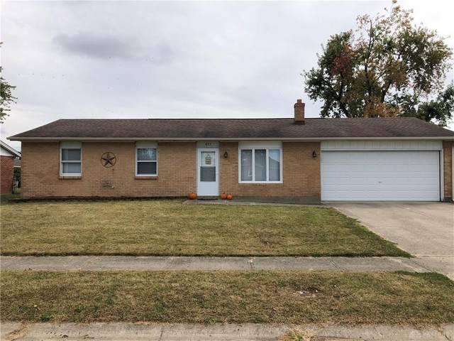 828 S Maple Street, Eaton, OH 45320 (MLS #826949) :: The Gene Group
