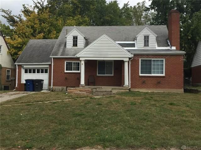 1061 Bertram Avenue, Dayton, OH 45406 (MLS #826998) :: The Westheimer Group