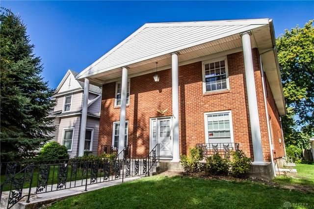 314 E Main Street, Greenville, OH 45331 (MLS #827002) :: The Westheimer Group
