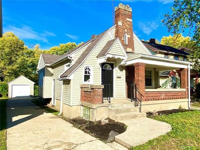 1833 Elsmere Avenue, Dayton, OH 45406 (MLS #827042) :: The Westheimer Group