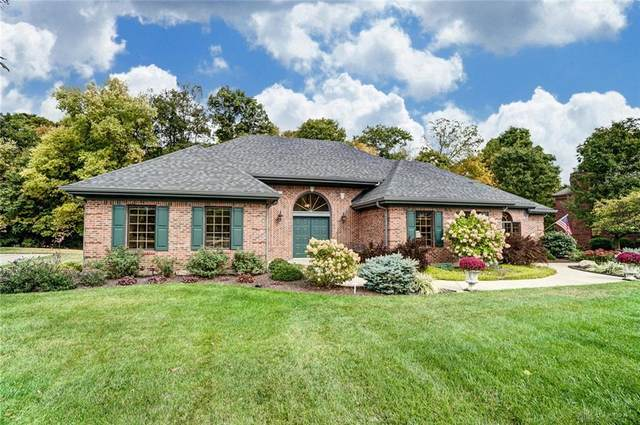 3768 Maple Grove Lane, Beavercreek, OH 45440 (MLS #827046) :: The Gene Group