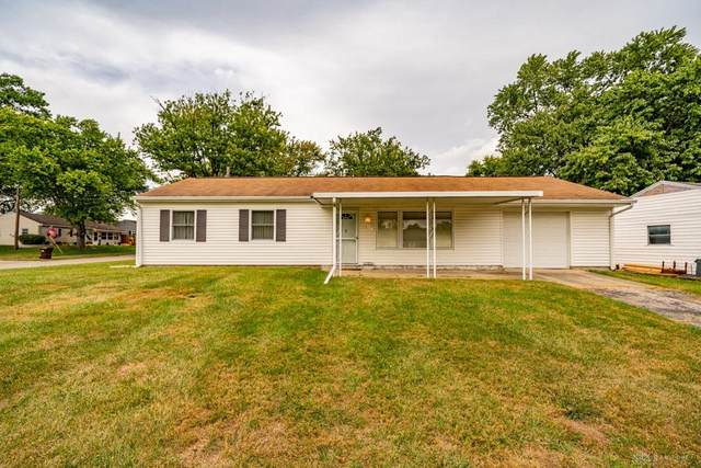 2301 S Aragon Avenue, Kettering, OH 45420 (MLS #827064) :: The Westheimer Group