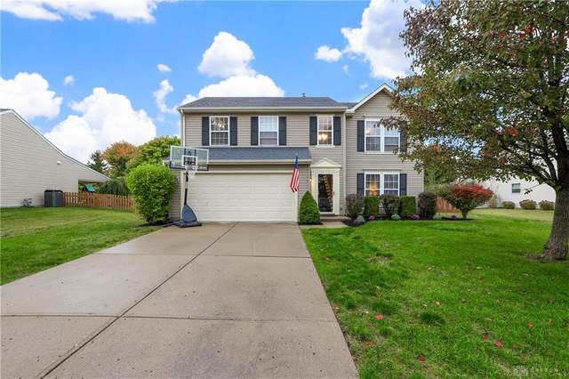2151 Pacer Trail, Beavercreek Township, OH 45434 (MLS #827175) :: The Westheimer Group