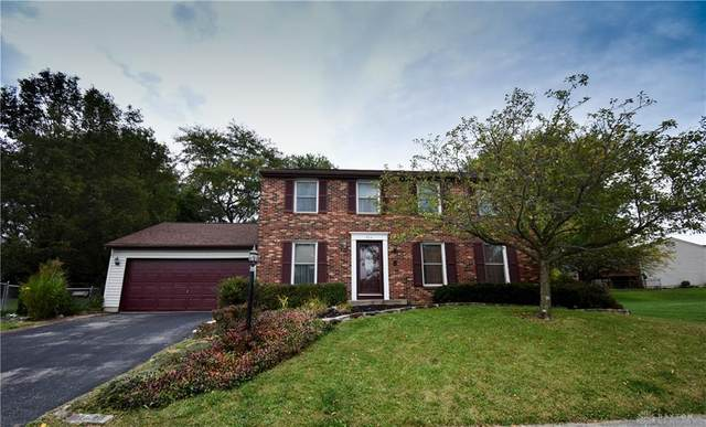 4514 Willow Mist Drive, Huber Heights, OH 45424 (MLS #827187) :: The Gene Group