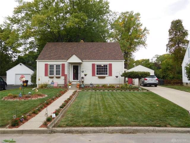 227 Tate Avenue, Englewood, OH 45322 (MLS #827194) :: The Gene Group