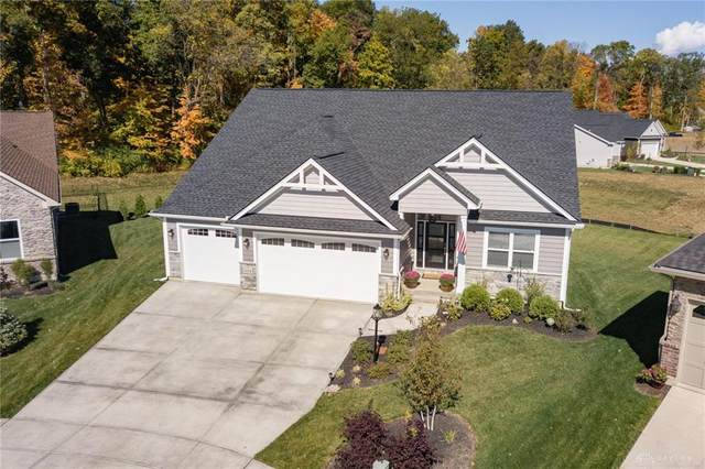 1114 Margaux Court, Clearcreek Twp, OH 45458 (MLS #827262) :: The Gene Group