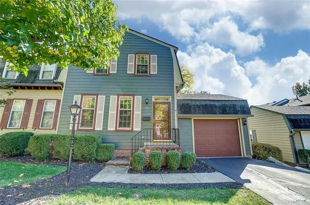 56 Wythe Parish Street, Centerville, OH 45459 (MLS #827291) :: The Gene Group