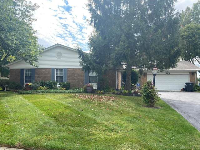 592 E Whipp Road, Centerville, OH 45459 (MLS #827442) :: The Westheimer Group