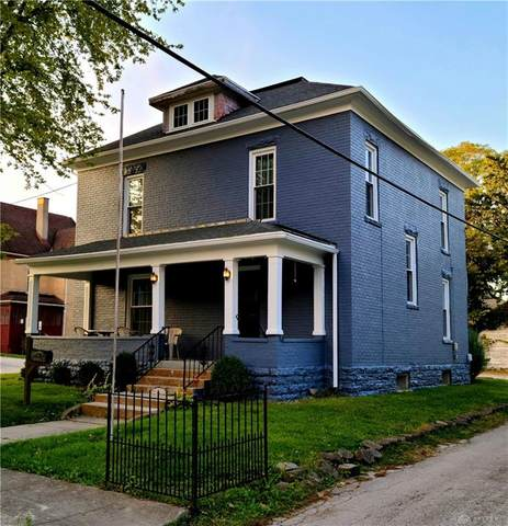 210 Ash Street, Greenville, OH 45331 (MLS #827467) :: The Westheimer Group