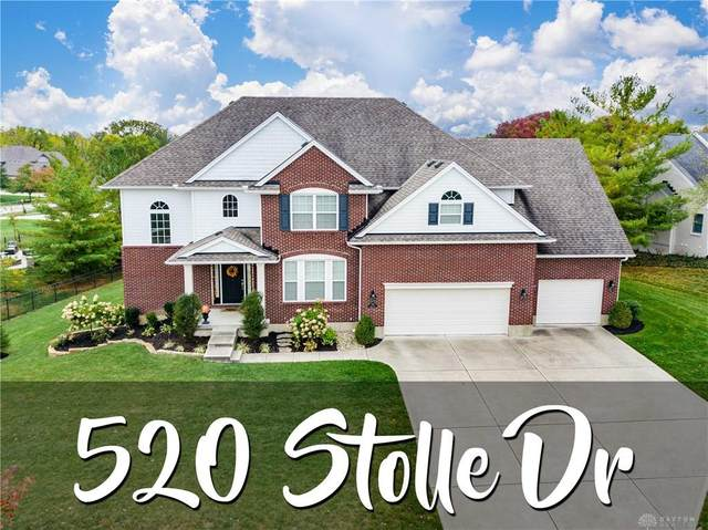 520 Stolle Drive, Springboro, OH 45066 (MLS #827534) :: The Westheimer Group