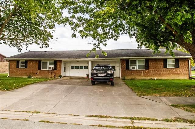 120 Lake Street, Ansonia, OH 45303 (MLS #827571) :: The Gene Group