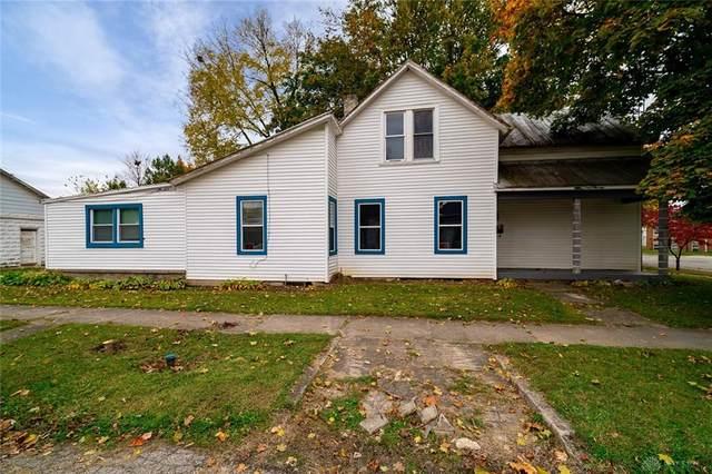 204 W Jackson Street, New Carlisle, OH 45344 (MLS #827625) :: The Gene Group