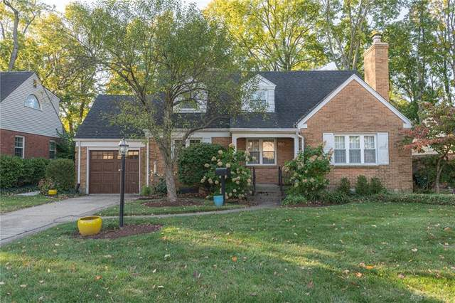 148 Chatham Drive, Kettering, OH 45429 (MLS #827653) :: The Gene Group