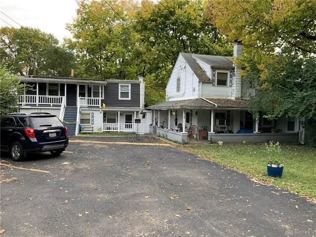 4518 Woodland Hills Boulevard, Dayton, OH 45414 (MLS #827661) :: The Gene Group