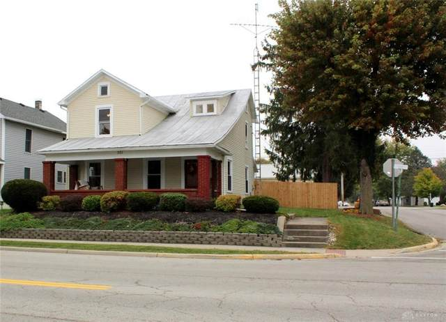 301 N Main Street, Ansonia, OH 45303 (MLS #827667) :: The Westheimer Group