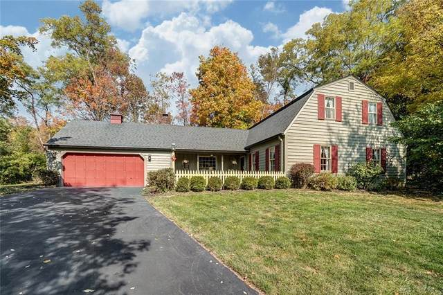 7819 Braewood Trail, Centerville, OH 45459 (MLS #827680) :: The Gene Group