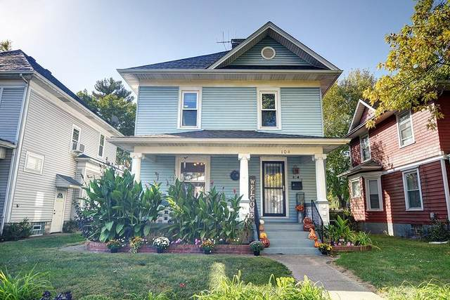 104 Mckinley Street, Middletown, OH 45042 (MLS #827719) :: The Gene Group