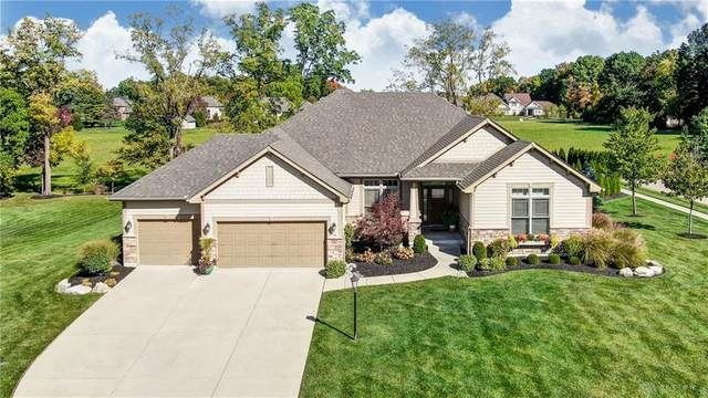 701 Cotton Court, Washington TWP, OH 45458 (MLS #827726) :: The Gene Group