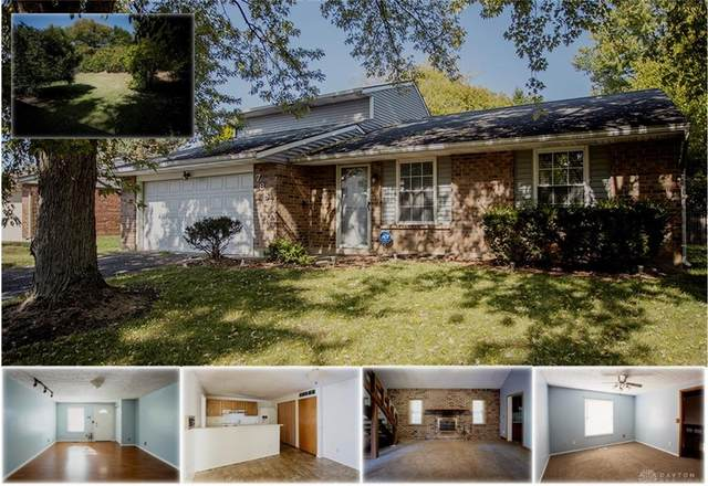 7861 Timber Hill Drive, Huber Heights, OH 45424 (MLS #827728) :: The Gene Group